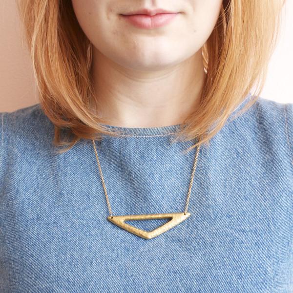Nettie Kent Jewelry Dune pendant