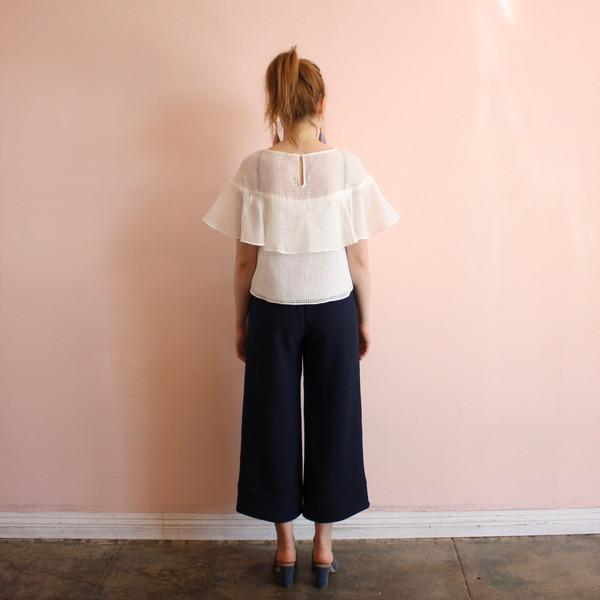WHiT petal blouse