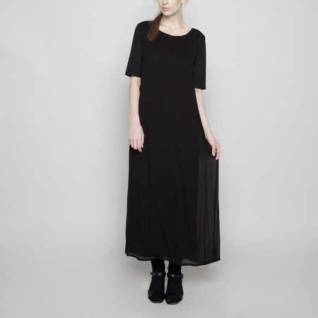 7115 by Szeki Layered T-Shirt Maxi FW16