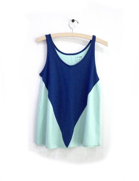 Alas Atlantic Singlet