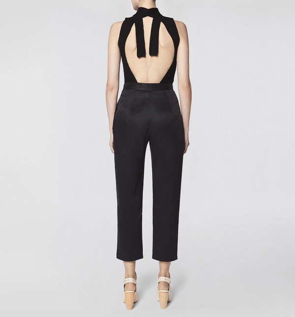 Ryan Roche Bodysuit Black