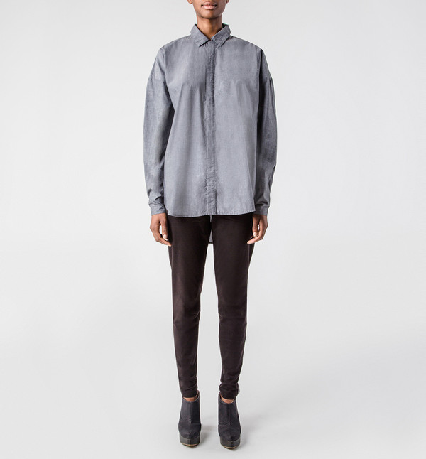 Kowtow Chambray Button Up