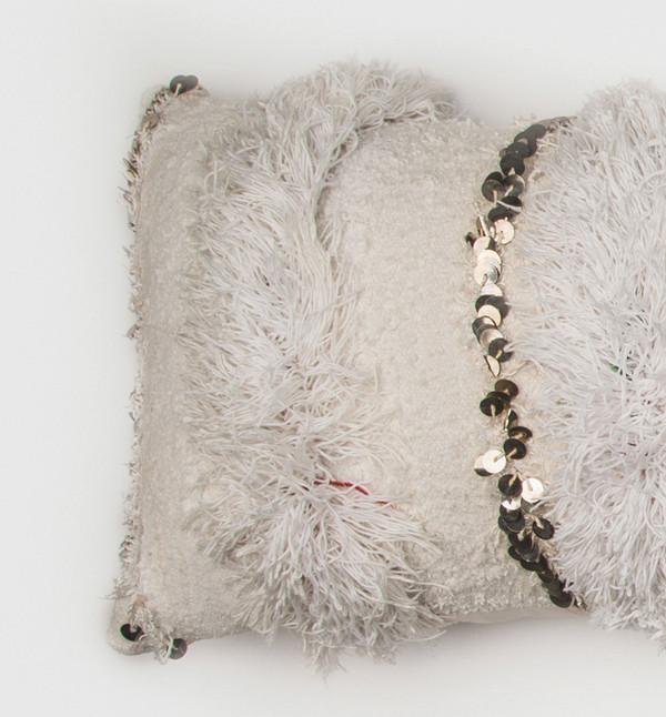 MindaHome Extra Long Moroccan Handira Pillow