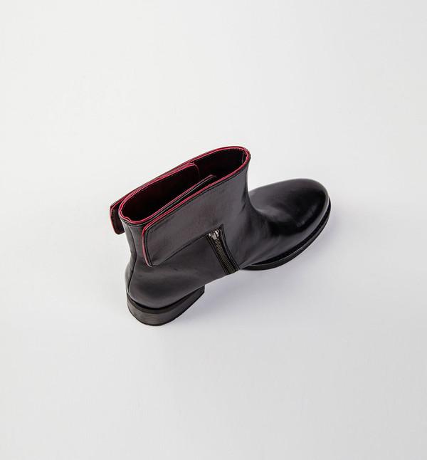 Colette Sol USA James Biker Boot Black