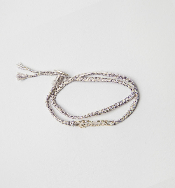 The Brave Collection Metallic Sugar Mix Bracelet