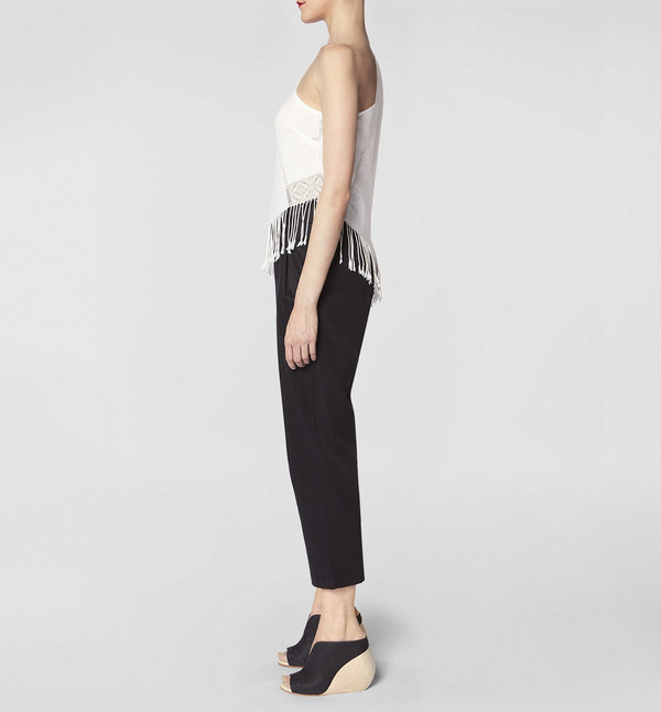 VOZ One Shoulder Top