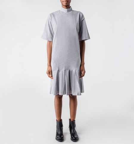 Kowtow Raku Dress Gray