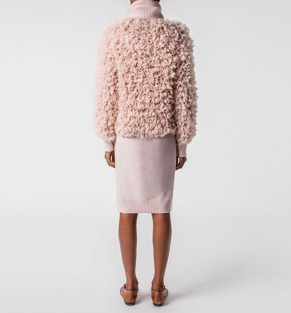 Ryan Roche Shag Sweater