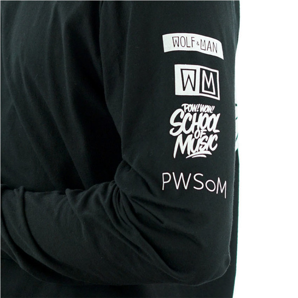 Men's Wolf & Man x PWSOM