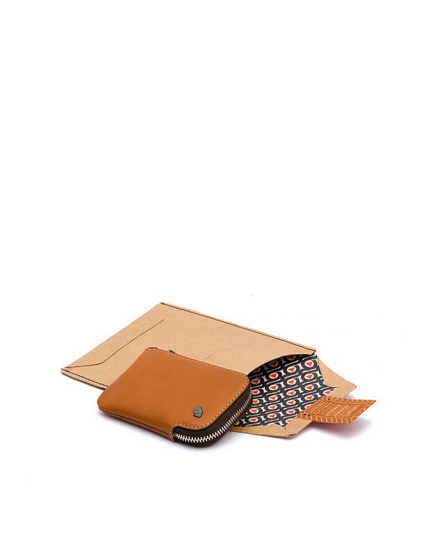 Bellroy Card Pocket Caramel