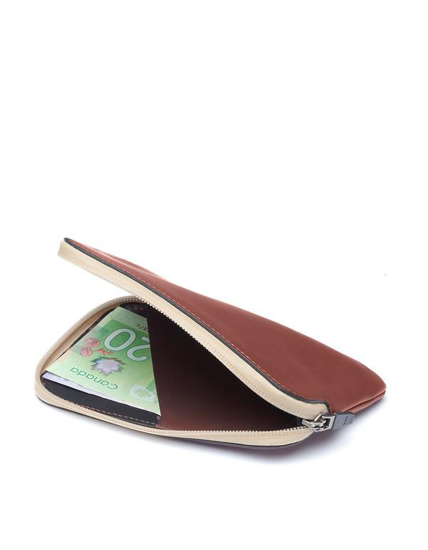 Bellroy Elements Phone Pocket i5 Cognac
