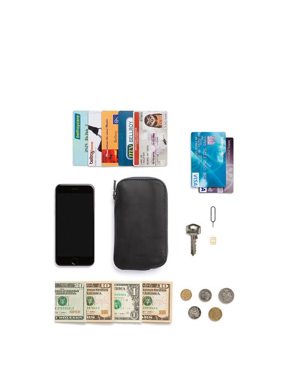 Bellroy Elements Phone Pocket i6 Black