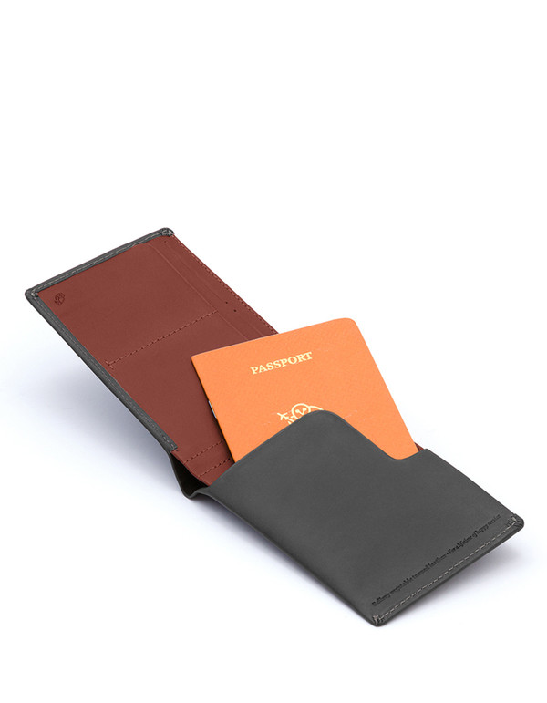 Bellroy Travel Wallet Charcoal