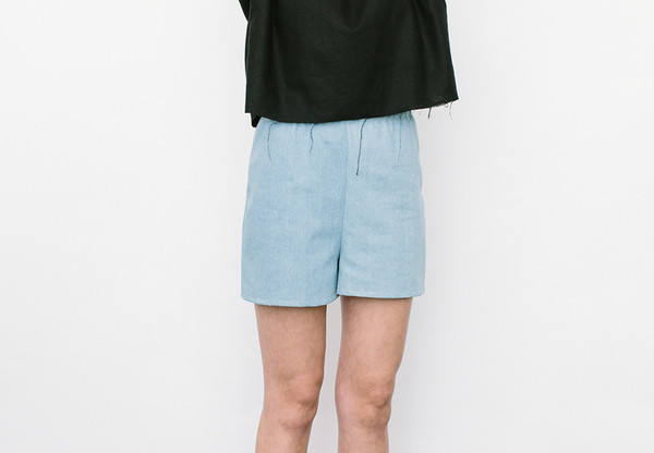Open Air Museum Mori Shorts