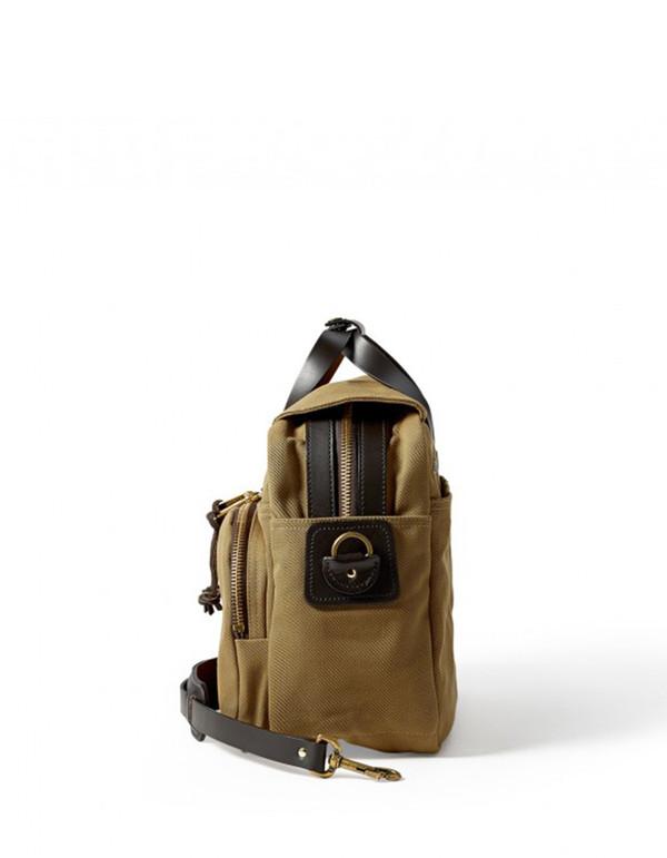 Filson Padded Computer Bag Tan