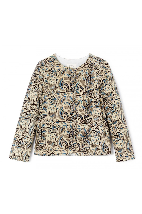 Polder Printed Nut Jacket