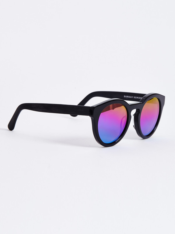 SUNDAY SOMEWHERE KITEY SUNGLASSES / RAINBOW