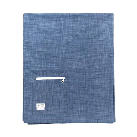Almond Chambray Beach Blanket