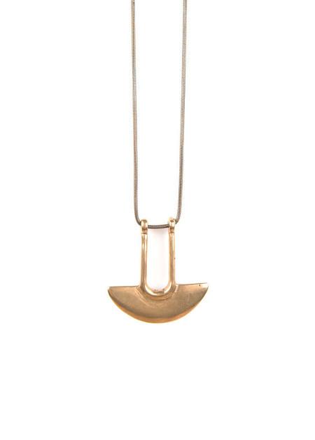 Tiro Tiro Quarta Necklace
