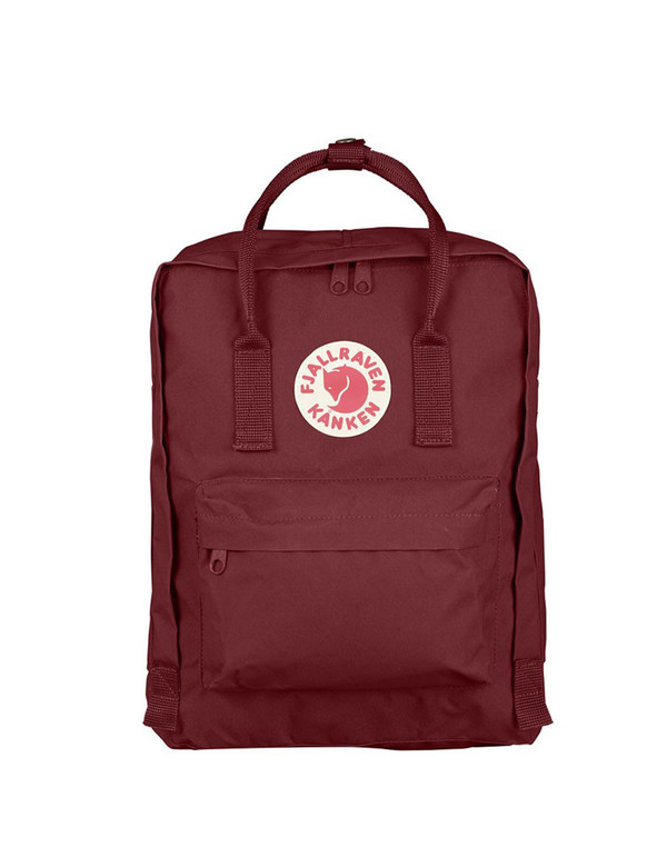 Fjallraven Kanken Backpack Ox Red