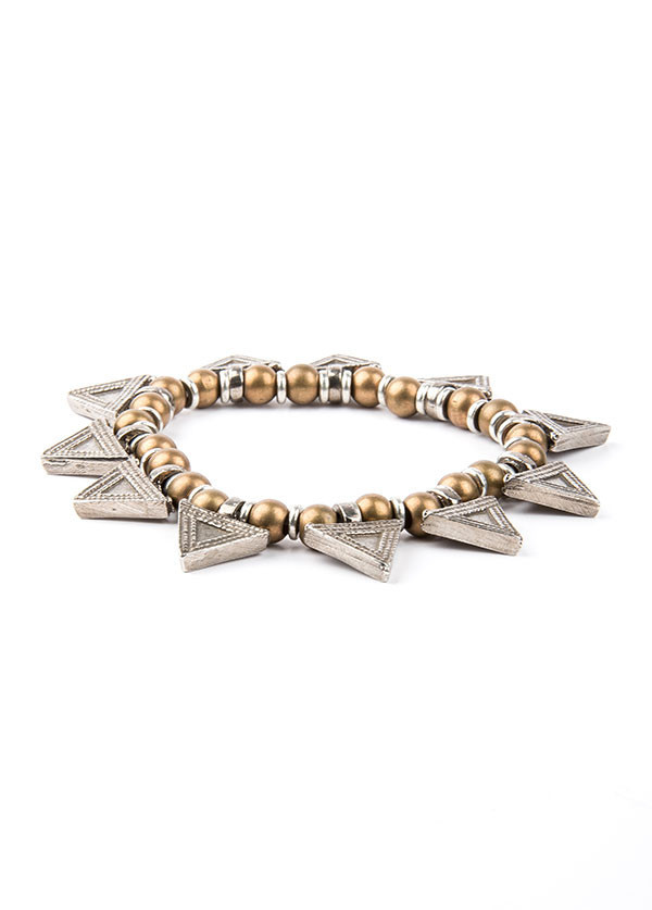 Vanessa Mooney - Priestess Bracelet in Silver