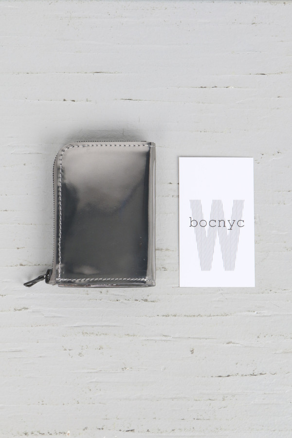 Isaac Reina Mini Zipped Wallet