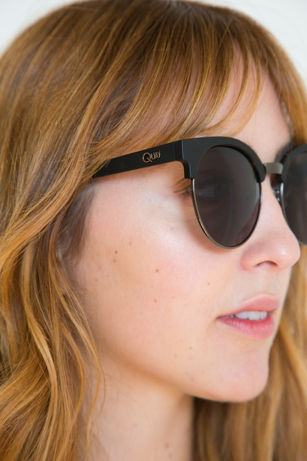 Quay Highly Strung Sunglasses