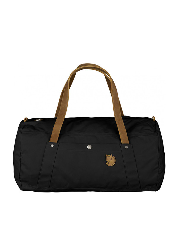 Fjallraven Duffel No. 4 Black