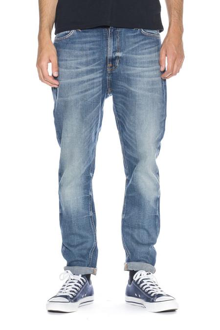 Men's Nudie Jeans Brute Knut | Dakota Blue