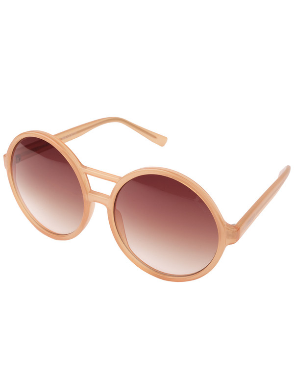 Komono Coco Sunglasses Flamingo