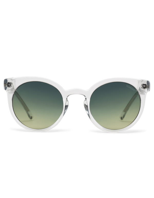 Komono Lulu Sunglasses Clear