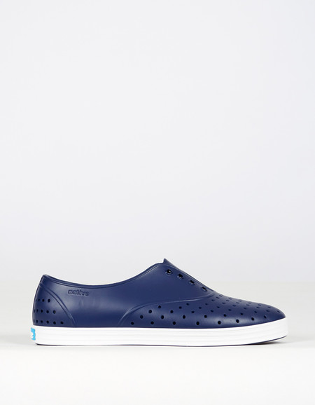 Native Shoes Native Jericho Regatta Blue Shell White