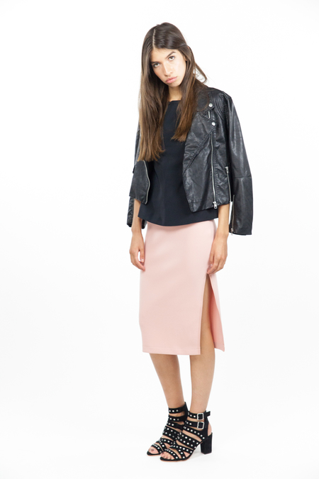 Bec & Bridge Montana Midi Skirt - Dusk