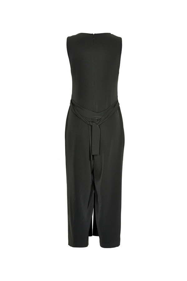 Gestuz - Adie Black Sleeveless Culotte Jumpsuit