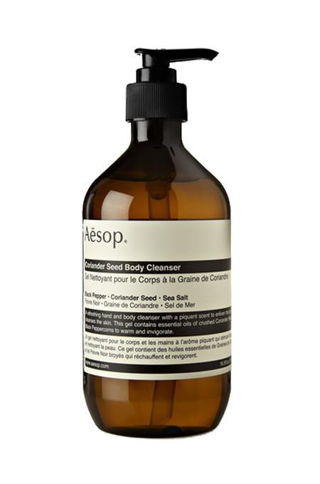 Aesop Coriander Seed Body Cleanser