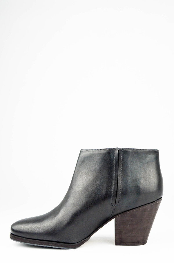 Rachel Comey Black Mars Ankle Boot