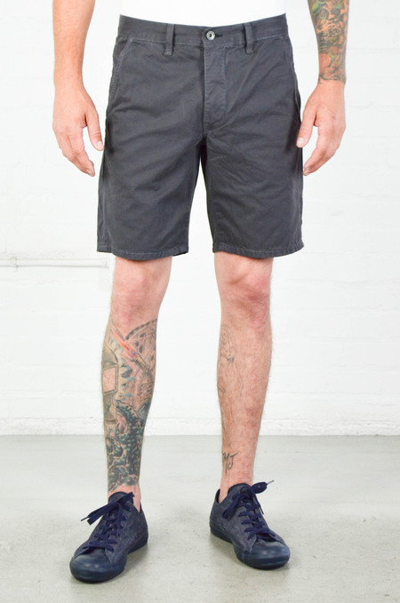 Men's Rag and Bone Charcoal Standard Issue Short