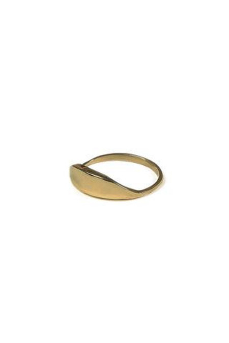 Erin Considine Dune Ring in Brass