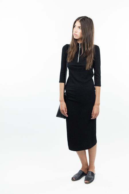 Just Female Rainy Dress - Black