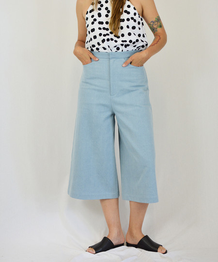 In God We Trust Innisbrook Culottes