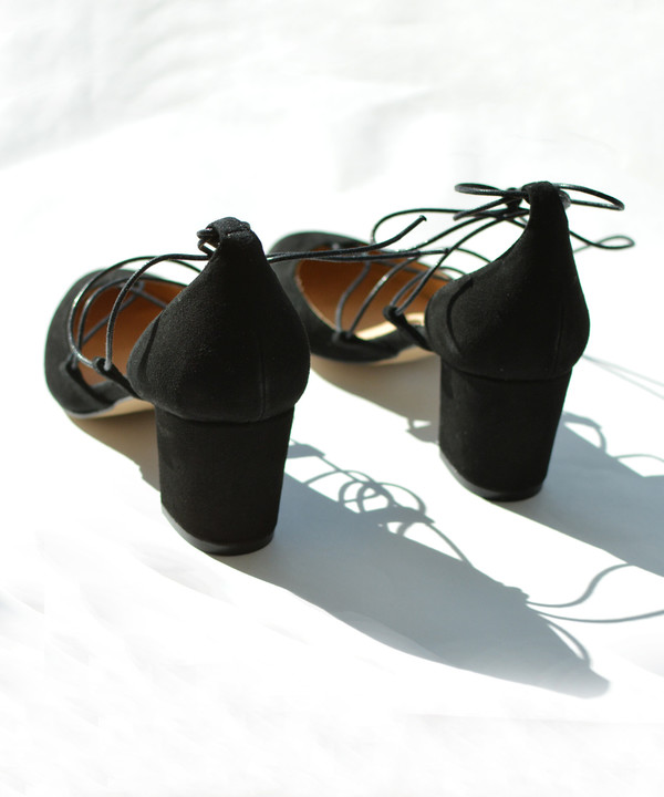 Intentionally Blank Hatter Heel