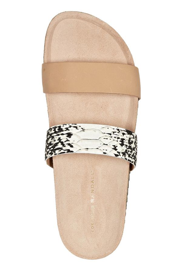 Loeffler Randall - Paz Two Strap Sandal