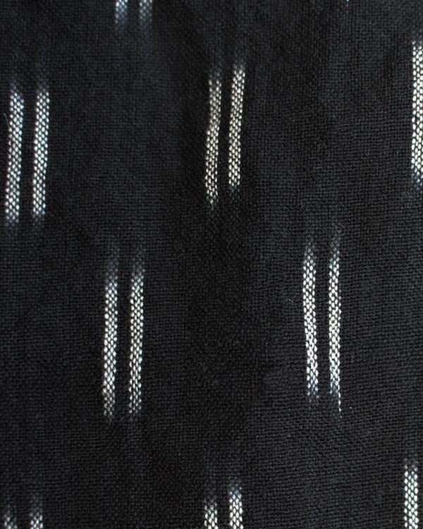 esby ALICE TUNIC - BLACK IKAT