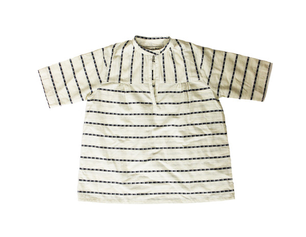 Ace & Jig Saltspring Top in Rosette