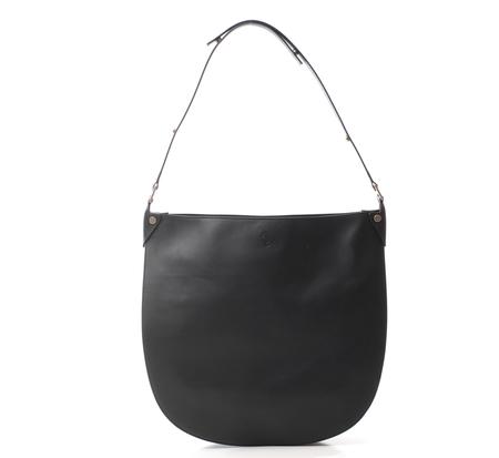 Vittorio D'Ottavio Black Liz Bag