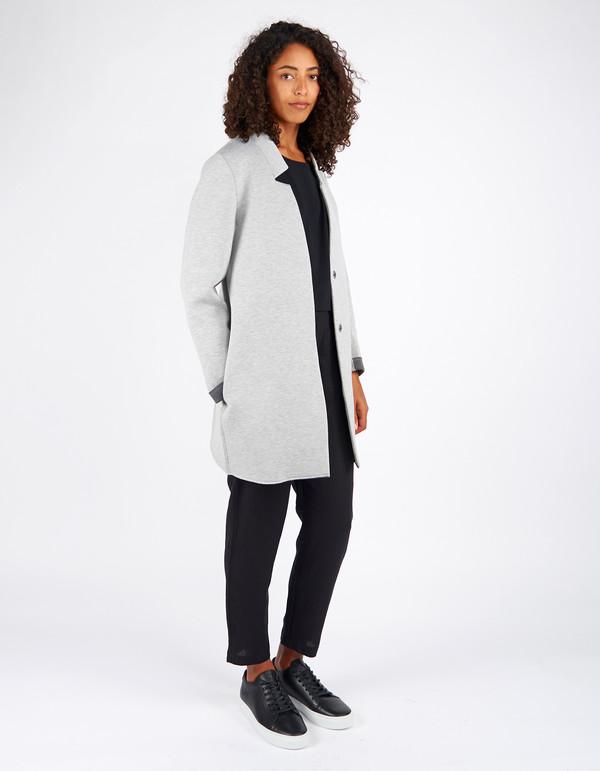 Minimum Berthine Jacket Light Grey
