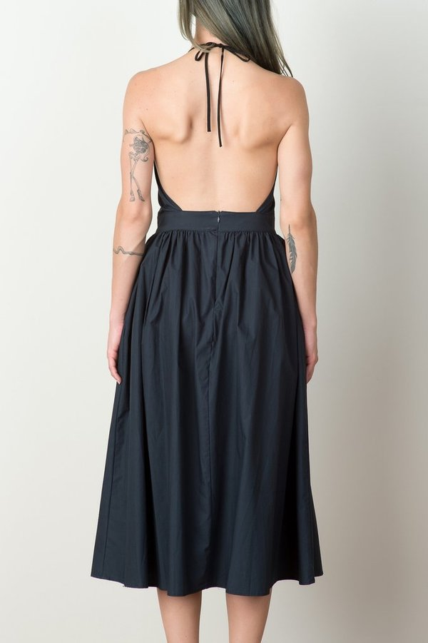 Objects Without Meaning High Neck Dress