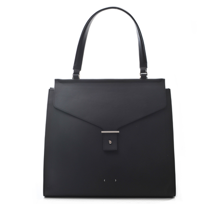 PB 0110 AB37 Black Handbag by PB 0110