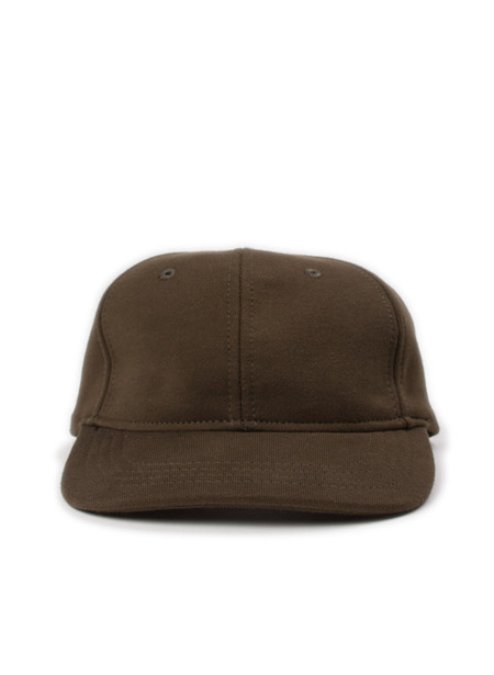 Reigning Champ Knit Midweight Terry 6-Panel Hat Olive