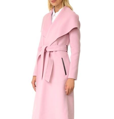 Mackage Mai Wrap Coat